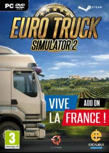 Euro Truck Simulator 2 Vive la France Download on PC