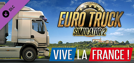 Euro Truck Simulator 2 Vive la France Download on PC