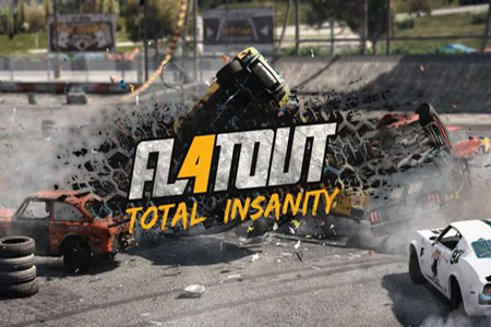 FlatOut 4 Total Insanity Download Skidrow
