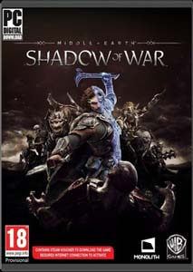 Middle-earth Shadow of War Download for PC