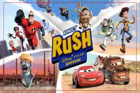 Rush A Disney Pixar Adventure Download Skidrow