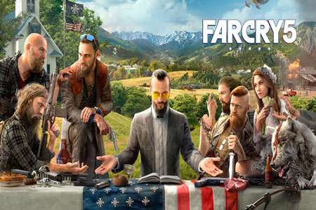 Far Cry 5 Download Skidrow