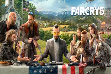 Far Cry 5 Download Skidrow