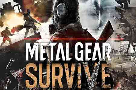 Metal Gear Survive Download Skidrow