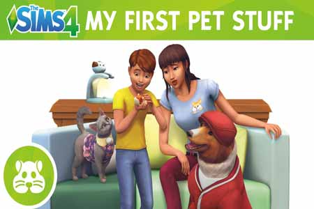 The Sims 4 My First Pet Stuff Download