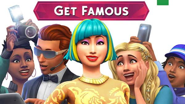 The Sims 4 Get Famous Download For PC