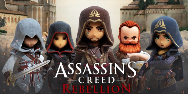 Assassin's Creed Rebellion Download PC