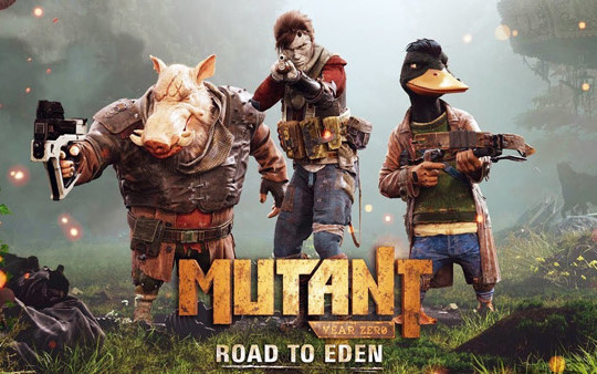 Mutant Zero Year Road to Eden Download