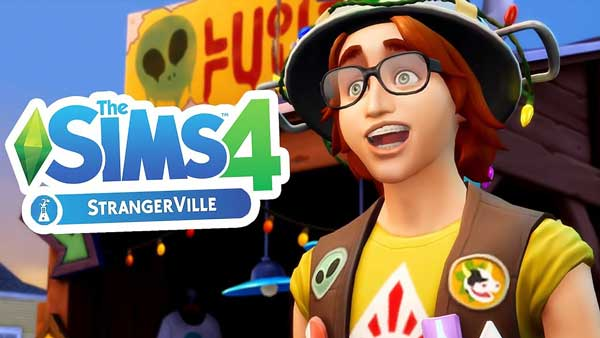 The Sims 4 StrangerVille Download Codex