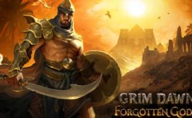 Grim Dawn Forgotten Gods Codex Download