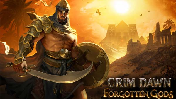Grim Dawn Forgotten Gods Codex Download