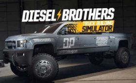 Diesel Brothers Truck Building Simulator Skidrow