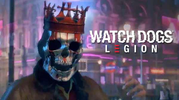 Watch Dogs Legion Codex Download