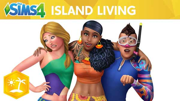 The sims 4 Island Living Codex Download