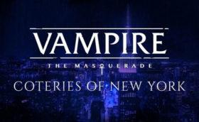 Vampire The Masquerade Coteries of New York Codex Download