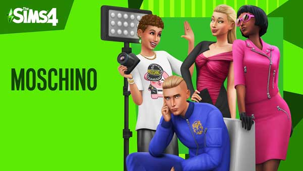 The Sims 4 Moschino Codex Download
