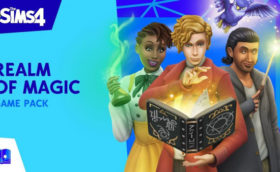 The Sims 4 Realm of Magic Codex Download
