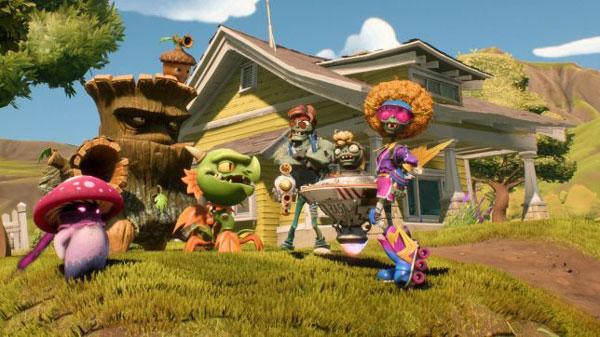 Plants vs Zombies Battle for Neighborville Codex