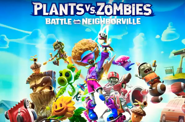 Plants vs Zombies Battle for Neighborville Codex Download