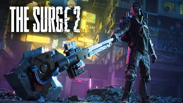 The Surge 2 Codex Download