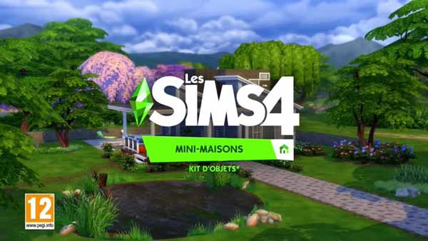 The Sims 4 Tiny Living Download