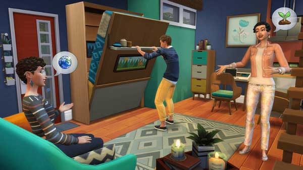 The Sims 4 Tiny Living free
