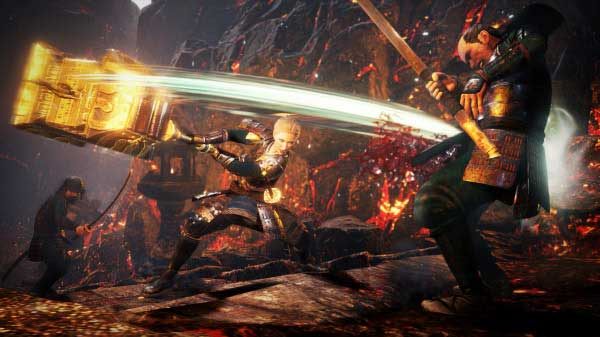 Nioh 2 Download to pc