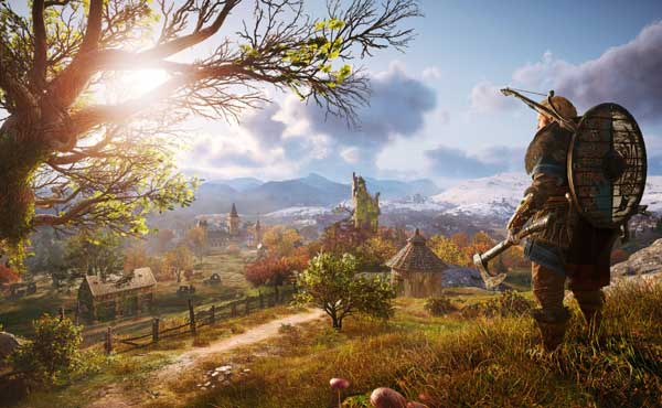 Free Assassin's Creed Skidrow Valhalla