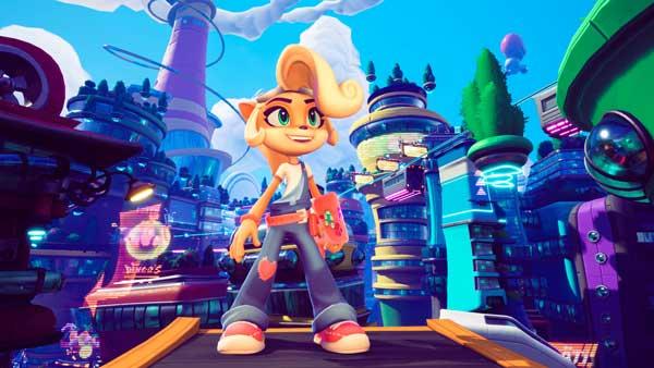 Crash Bandicoot 4 free Download