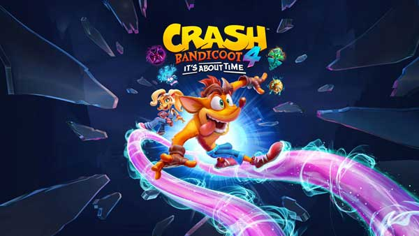 Crash Bandicoot 4 Download PC