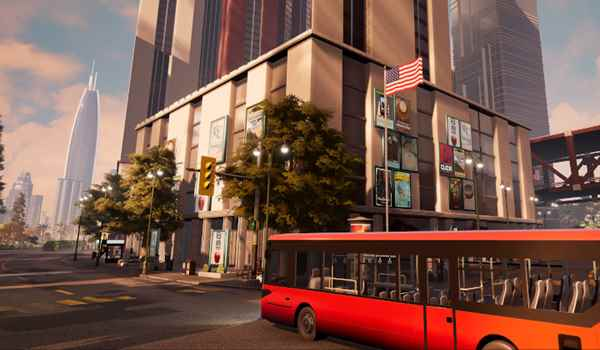 Bus Simulator 21 pc Download