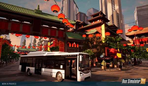 Bus Simulator 21 Codex Download