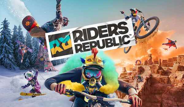 Riders Republic Skidrow Download