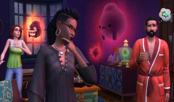 The Sims 4 Paranormal pc download