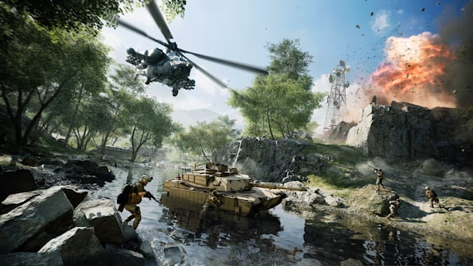 Battlefield 2042 Demo pc games